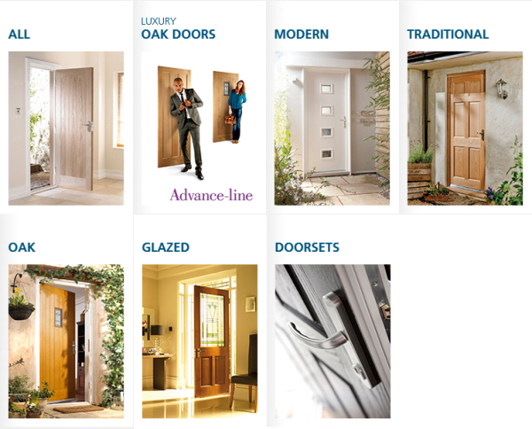 Jeld-Wen Door Suppliers | External, Internal Doors | Stockport ...