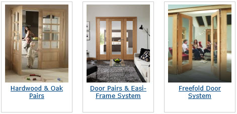 xl doors Door Pairs, Easi-Frame & Freefold