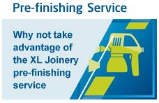 finishing service